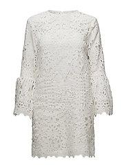 Callisto dress - CLOUDY WHITE
