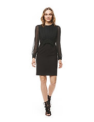 Faye dress - BLACK