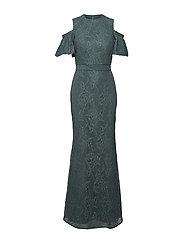 Reina dress - LEAF GREEN