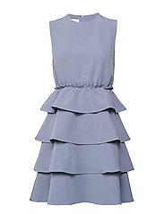 Shanti dress - DOVE BLUE