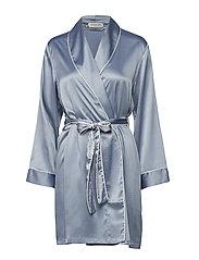 Blake robe - DOVE BLUE