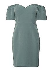 Jess mini dress - LEAF GREEN