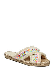 Collins espadrilles - WHITE