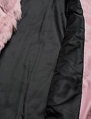 By Malina - Oria faux fur jacket - sztuczne futro - rosé - 6