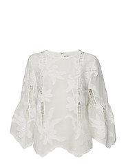 Hiba blouse - WHITE