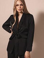 By Malina - Day jacket - kavajer - black - 3
