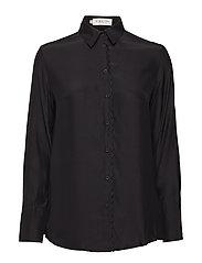 Mei blouse - BLACK