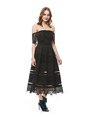 Othelia dress - BLACK