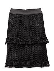 Elisa skirt - BLACK