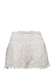 Franca shorts - WHITE