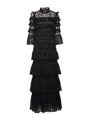 Carmine maxi dress