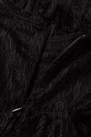 By Malina - Carmine mini dress - cocktailjurken - black - 4
