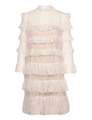 Carmine mini dress - CLOUDY WHITE