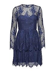 Annie mini dress - DARK BLUE