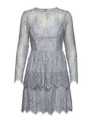 Annie mini dress - DOVE BLUE