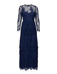 Annie maxi dress - DARK BLUE