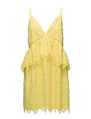 Neela dress - LEMON