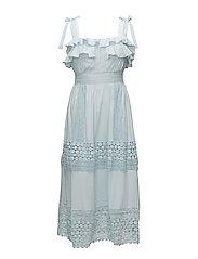 Emeline dress - COSTA BLUE