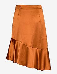 By Malina - Ellie skirt - midi kjolar - spiced honey - 2