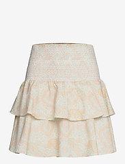 By Malina - Tilda skirt - korta kjolar - pastel paisley - 1
