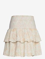 By Malina - Tilda skirt - korta kjolar - pastel paisley - 2