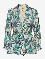 By Malina - Day jacket - rea - beneath the palms - 0
