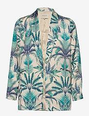 By Malina - Day jacket - rea - beneath the palms - 2