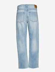 By Malina - Alexa jeans - straight regular - light blue wash - 2