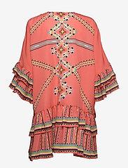 By Malina - Kyla dress - festklänningar - inca coral - 2