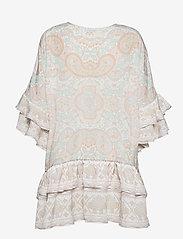 By Malina - Kyla dress - festklänningar - pastel paisley - 2