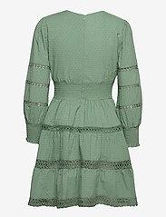 By Malina - Inez dress - korta klänningar - sage - 2