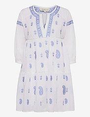 By Malina - Mimi dress - vardagsklänningar - sky blue - 1