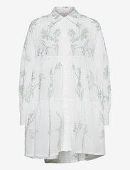 By Malina - Alexia dress - sommarklänningar - white - 1