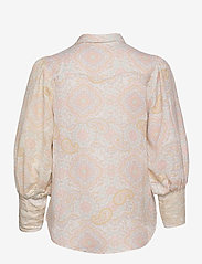 By Malina - Eliza shirt - långärmade skjortor - pastel paisley - 2