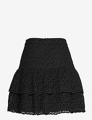 By Malina - Kacey skirt - korta kjolar - black - 2