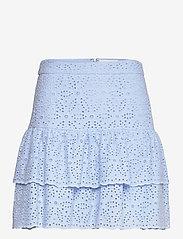 By Malina - Kacey skirt - korta kjolar - sky blue - 1