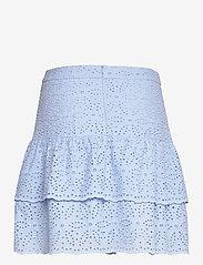 By Malina - Kacey skirt - korta kjolar - sky blue - 2
