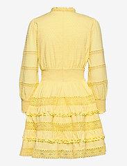 By Malina - Emmie dress - sommarklänningar - lemon - 2