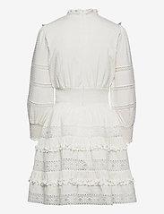By Malina - Emmie dress - sommarklänningar - white - 1