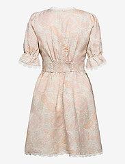 By Malina - Leonie dress - sommarklänningar - pastel paisley - 2