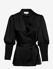 Hope blouse - BLACK
