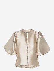 Cleo blouse - SOFT BEIGE