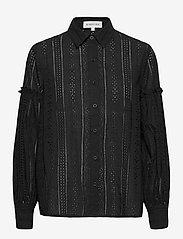 Juno blouse - BLACK