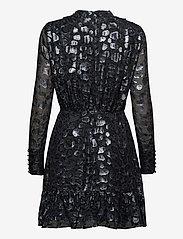 By Malina - Lively dress - festklänningar - black sparkle - 2