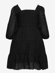 By Malina - Samira dress - sommerkjoler - black - 2