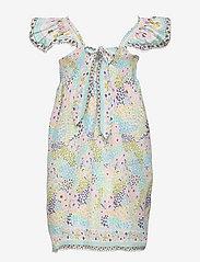 By Malina - Mini Luna dress - kleider - summer blooms - 2