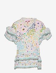 By Malina - Mini Ella dress - kleider - summer blooms - 1
