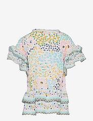 By Malina - Mini Ella dress - kleider - summer blooms - 2