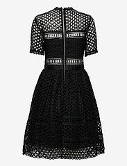 By Malina - Emily dress - cocktailklänningar - black - 2