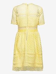 By Malina - Emily dress - cocktailklänningar - lemon - 2